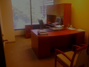 Kiadó irodák