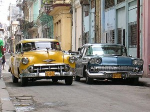 A kissé nosztalgikus kubai autók